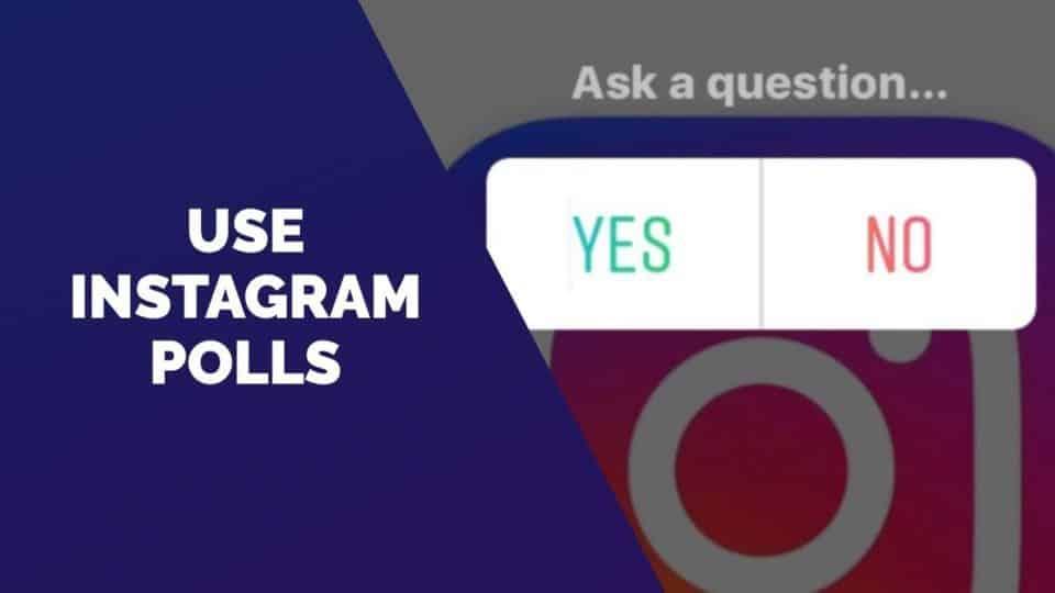 Polls in Instagram Stories? Yes!