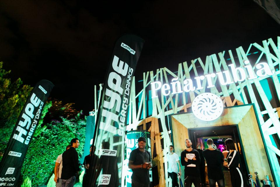 Hype Energy Drinks Launch Party in Greece @ Peñarrubia Lounge